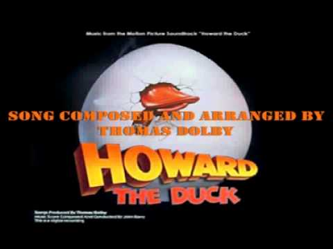 02 Howard The Duck Theme. (Howard The Duck Soundtrack)