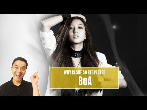 The Queen of K-pop: Why BoA is so well respected