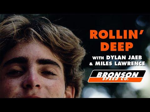 Rollin' Deep: Dylan Jaeb