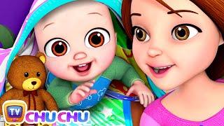 Yes Yes Bedtime Song - ChuChu TV Baby Nursery Rhymes & Kids Songs