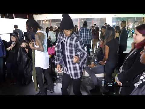 Larry (Les Twins) - Mims - Move If You Wanna (CLEAR AUDIO)