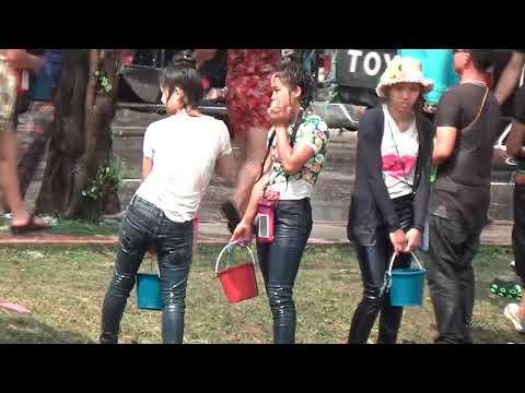 SOG012   Songkran Jeans Girls 2016 6 HD Trailer