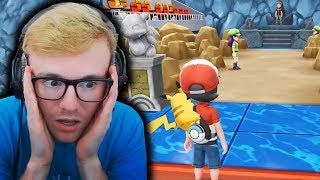 FIRST LOOK AT POKEMON LET'S GO PIKACHU & EEVEE • E3 FOOTAGE REACTION!