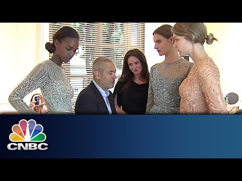 Elie Saab: Behind the Scenes - The 2014 Fittings | Access Middle East