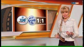 18. Spieltag vom mdr: TSG Neustrelitz - Wacker 90 Nordhausen