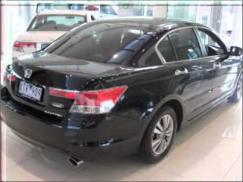 2010 Honda Accord Limited Edition Bundoora Vic Youtube