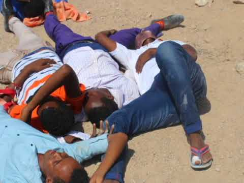 Somali Red Crescent Society International First Aid Day Event in Garowe town