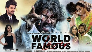 World Famous Lover Full Movie in Telugu | Vijay Devarakonda | Raashi Khanna | Full movies | J Dreams