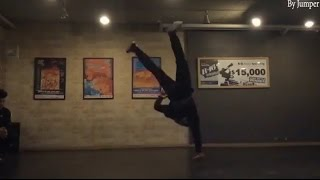 Bboy Kill - Double Critical Airchair