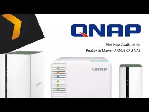 Plex Server App Alpha Released for QNAP TS-128A, TS-228A, TS-328,  TS-1635AX, TS-x32X and more