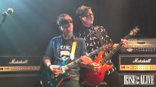 """Rise to be Alive """"Second Heartbeat"""" (Cover) Live Monsters vol.2"""