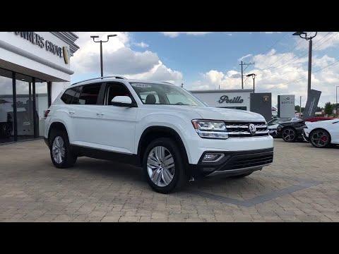 2019 Volkswagen Atlas Northbrook, Hinsdale, Oak Brook, Glenview, Downers Grove, IL DG1911