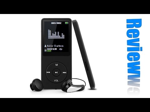 Swees 8GB SP601 MP3 Player: Review