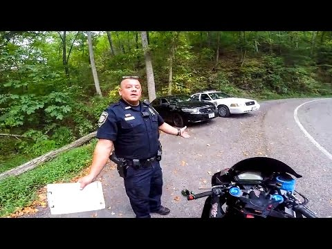 Thumbnail: POLICE PULLOVERS & ENCOUNTERS | BIKERS vs. POLICE | [Episode 5]