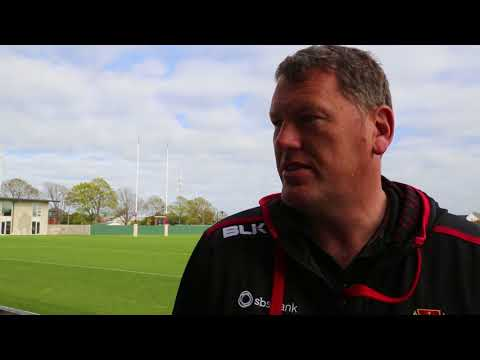 Glenn Delaney - Week 9 Media Session v Auckland