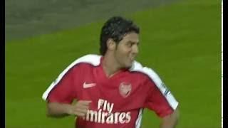 Carlos Vela hat trick vs Sheffield United