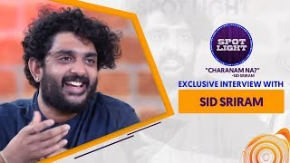 Spotlight | Exclusive Interview with Sid Sriram & Director Dhana Sekaran | VJ Abishek | Sun Music