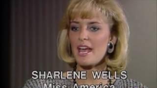 Charlene Wells Miss America 1985 will judge Miss America in 2017.
