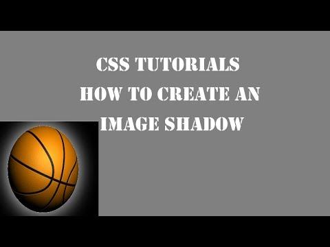 CSS Image Shadow