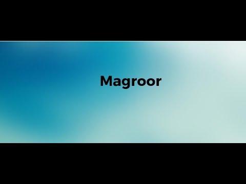 Tik Tik Bole Mere Dil Ki Ghadi Shamshad Begum Film Magroor (1950) Sajjad Hussain / Bulo C Rani