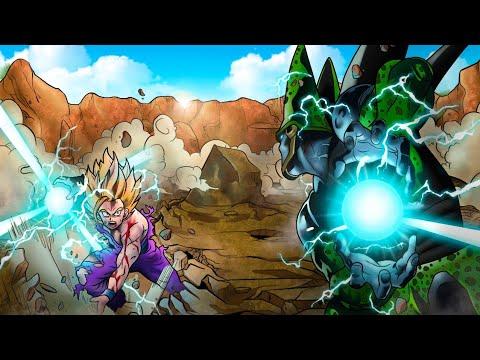 The Legendary Clash! Gohan VS Cell In Dragon Ball Z Kakarot