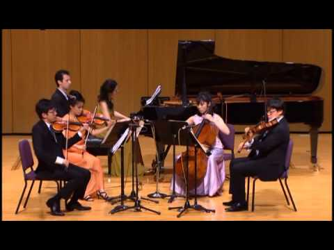 Schumann: Piano Quintet in E-flat major, Op. 44. Fourth movement