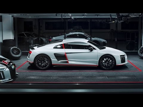 2016 Audi R8 V10 Plus Selection 24h Youtube