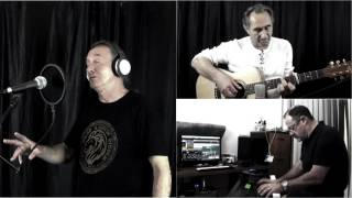 Albert Calvo and Geoff Cartwright Reunion...Fire & Rain Acoustic Version with Noel Elmowy.