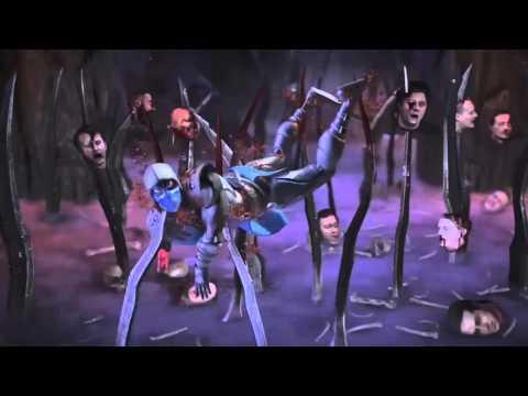 Mortal Kombat XL: All STAGE Fatalities MKXL