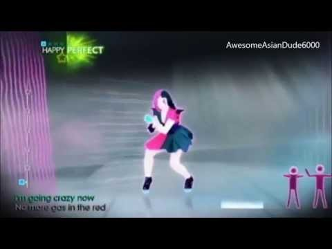 Just Dance 4 - Take Over Control by Afrojack ft. Eva Simons (Fanmade Mashup)