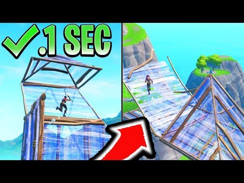 PRO Tips BUILD FAST on Console! How to Build Faster in Fortnite (Ps4/Xbox Building Tips)