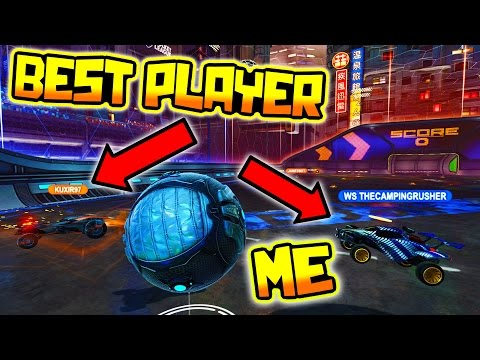 "I BEAT THE BEST PLAYER ""KUXIR97"" IN ROCKET LEAGUE!! thumbnail"
