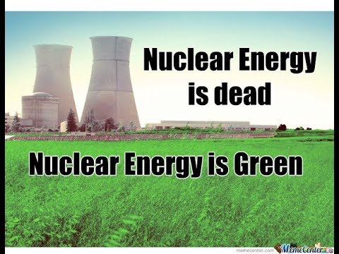 Nuclear Power Is Green Energy Greenlifey
