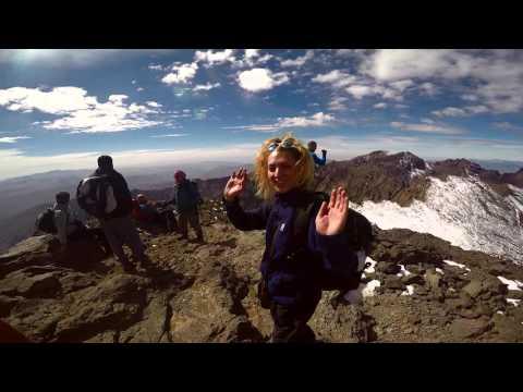 Skyline High Atlas Mountain Trek