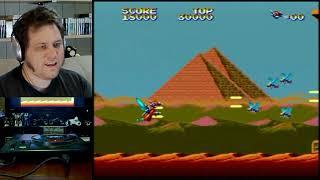 Croooow Plays Insector X (Genesis)