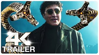SPIDER MAN NO WAY HOME Trailer (4K ULTRA HD) NEW 2021
