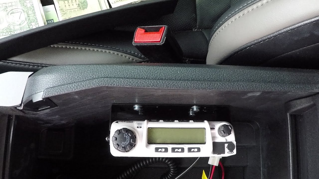 VHF Off-Road Radio Install in a 2018 RAPTOR on