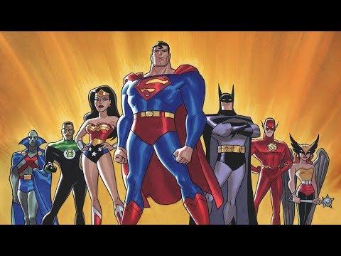 Justice League: Animated Movie Reunion?