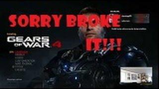 Problem with digital downloads gears of war 4