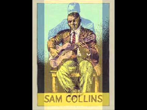Crying Sam Collins - Lonesome Road Blues
