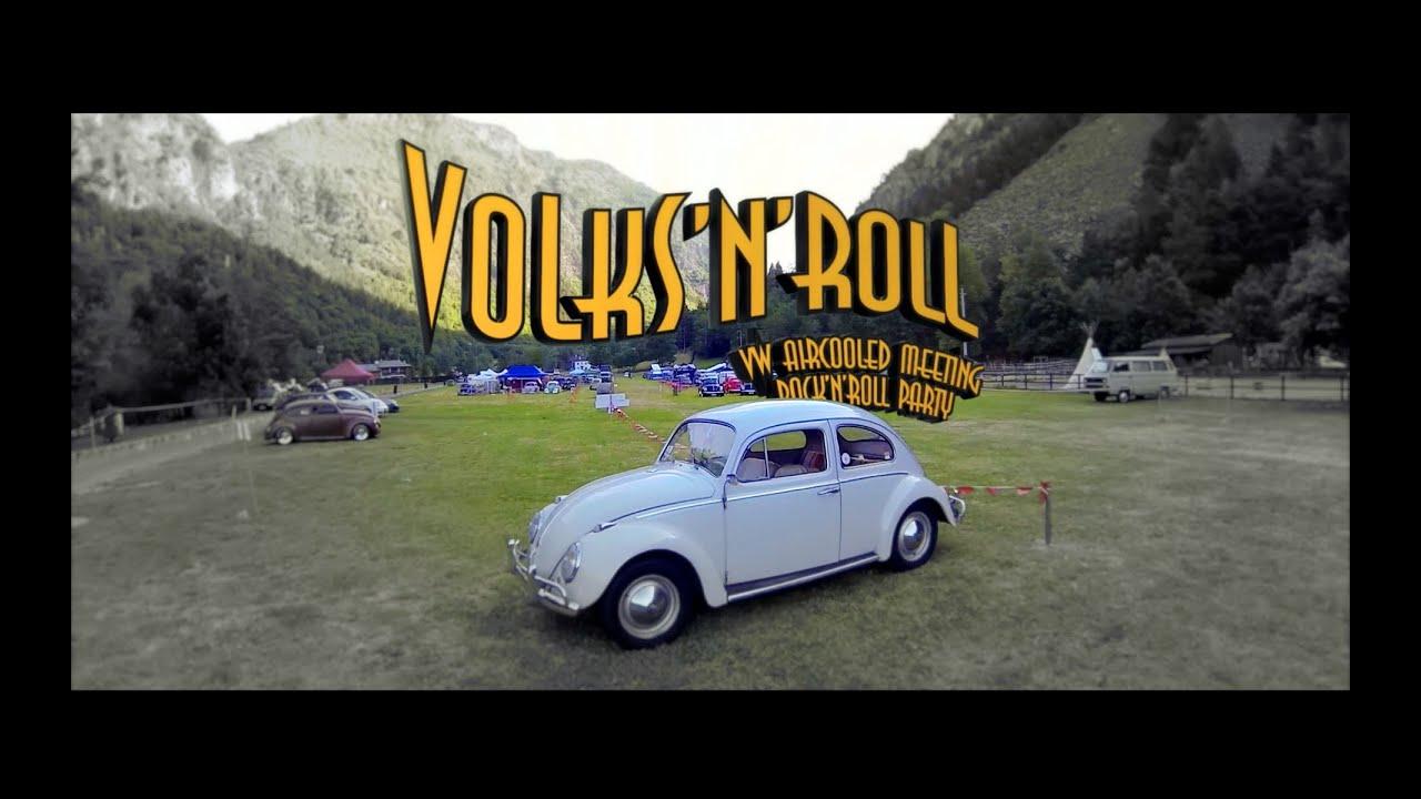 Volks N Roll 9th International Vw Meeting Rock N Roll Party In