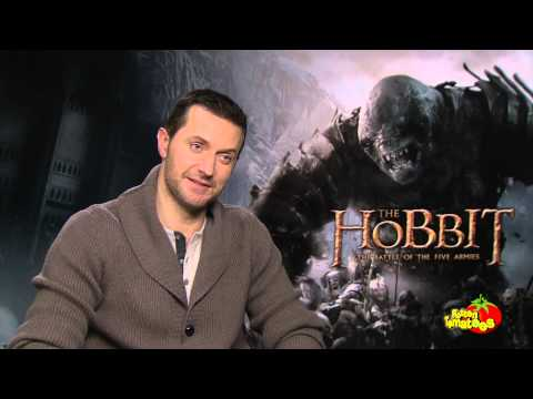 Hobbit: Battle of Five Armies Richard Armitage Learned Weird Skills in Circus en streaming