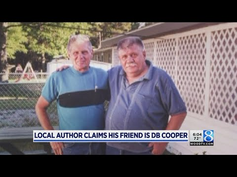 Book claims to solve D.B. Cooper mystery