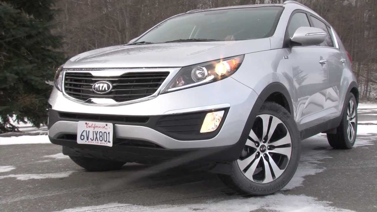 2013 Kia Sportage   Drive Time Review With Steve Hammes | TestDriveNow