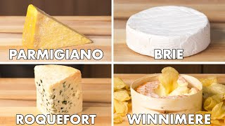 How To Cut Evęry Cheese | Method Mastery | Epicurious