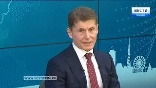 Программа «Прямой разговор» с Олегом Кожемяко: Встреча с активными зрителями