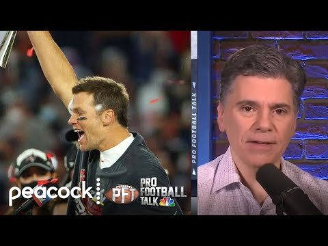 Tom Brady adds another mark to incredible legacy | Pro Football Talk | NBC Sports