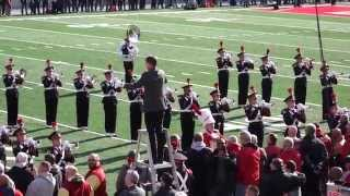 OSUMB TBDBITL Pregame incl Ramp and Script Ohio 11 29 2014 OSU vs Michigan thumbnail