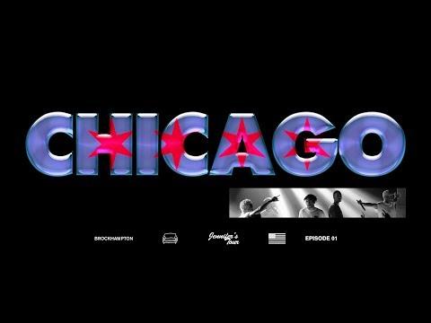 CHICAGO, IL - JENNIFER'S TOUR, A LIVE SHOW BY BROCKHAMPTON 2017