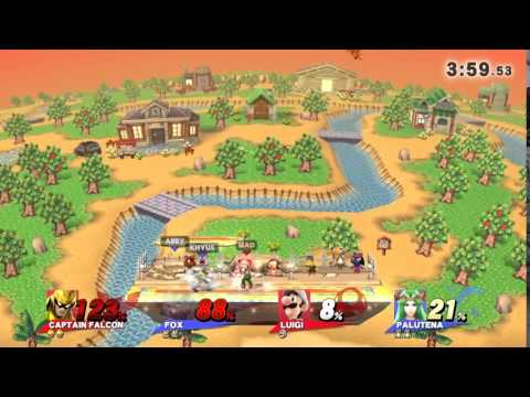 CCT15 - Mad & Gaara(P1/P3) Vs KHYUS & Holy Warrior(P2/P4) GF;S2